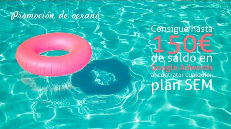 Promoción de verano