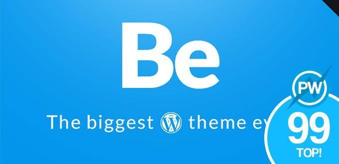 betheme plantilla wordpress