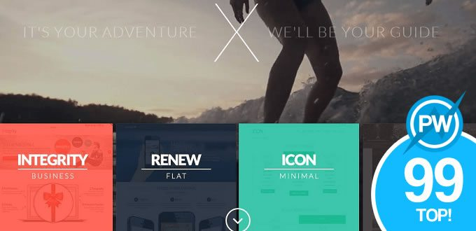 X-Theme Plantilla WordPress