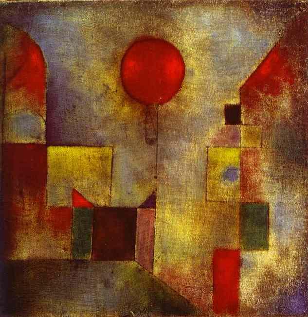 Bauhaus Globo Rojo