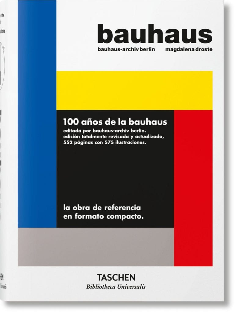 Libro Bauhaus Taschen