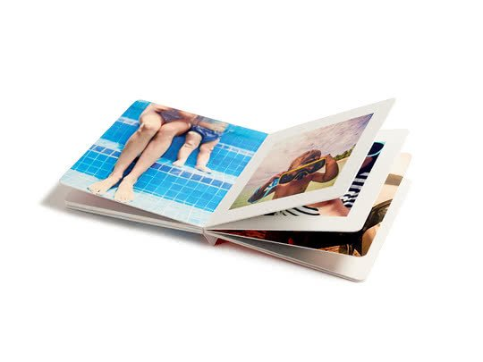 regalos originales album de fotos mini personalizado