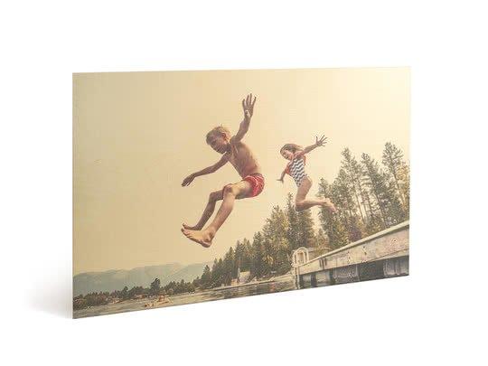 regalos originales cuadro de madera personalizado